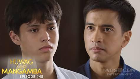 Huwag Kang Mangamba: Miguel, nagalit sa kinalabasan ng interview ni Rafa | Episode 48 Image Thumbnail