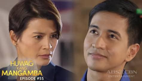 Huwag Kang Mangamba: Miguel, inalok ng kasal si Eva sa harap ng taumbayan | Episode 55 Image Thumbnail