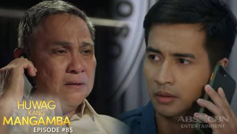 Huwag Kang Mangamba: Simon, ginamit si Eva sa kaniyang plano kay Miguel | Episode 85 Image Thumbnail