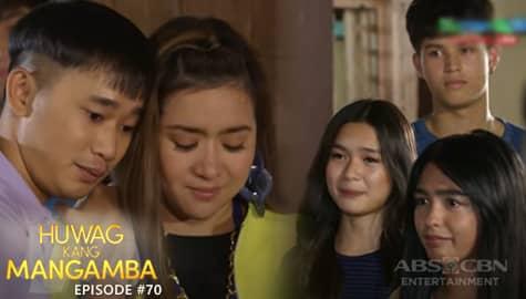 Huwag Kang Mangamba: Darling, nagpaalam pansamantala sa kaniyang mga kaibigan | Episode 86 Image Thumbnail