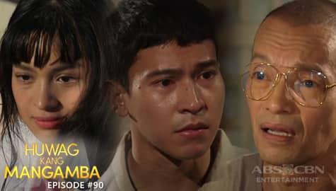 Huwag Kang Mangamba: Rose, natuwa sa pag-aaway nina Fr. Seb at Oscar | Episode 90 Image Thumbnail