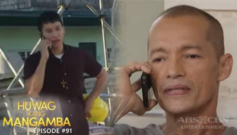 Huwag Kang Mangamba: Oscar, nag-alala sa problema ni Fr. Seb | Episode 91 Image Thumbnail