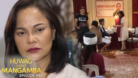 Huwag Kang Mangamba: Deborah, iginiit ang kaniyang pagiging sugo ng Diyos | Episode 92 Image Thumbnail