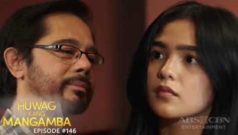 Huwag Kang Mangamba: Elias, ibinalik ang krus ni Mira | Episode 146 Image Thumbnail