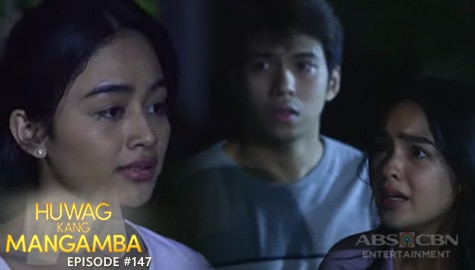 Huwag Kang Mangamba: Apollo at Freya, tumulong sa pagtakas nina Elias at Mira | Episode 147 Image Thumbnail