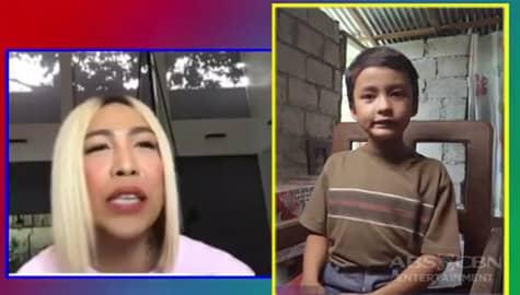 Iba 'Yan: Vice Ganda, tinupad ang kahilingang cellphone ng kanyang batang fan na si Marco Image Thumbnail