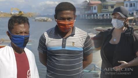 Iba 'Yan: Mga mangingisda na sina Pablito at Cris, nakatanggap ng bagong bangka para sa kanilang kabuhayan Image Thumbnail