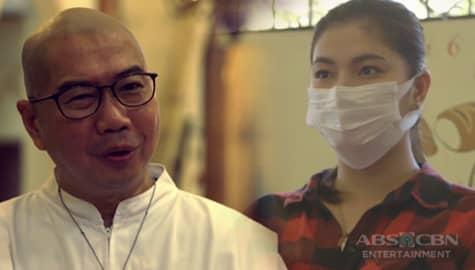 Iba 'Yan Team, suportado ang magandang hangarin ni Father Flavie para sa mga homeless Image Thumbnail