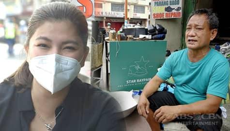 Iba 'Yan: Angel, may sorpresa para sa isa sa matagal na sapatero sa Marikina Image Thumbnail