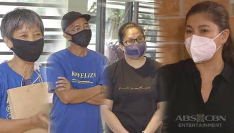 WATCH: Nanay Ruth at Tatay Jaime, labis ang tuwa sa handog ng Team Iba 'Yan at Mayor Marcy Image Thumbnail