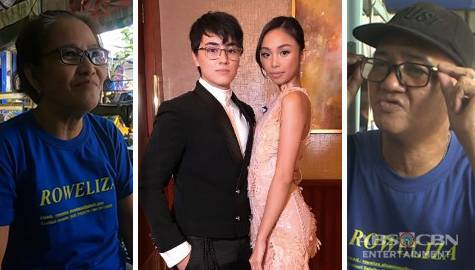 MayWard, malaki ang naitulong sa business na shoe shop ni Roweliza
