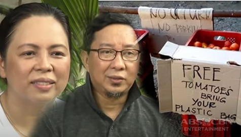 Iba 'Yan: Mag-asawang Ace at Andie, nagsagawa ng rescue buy nang mabalitaan ang oversupply ng gulay ng mga magsasaka Image Thumbnail