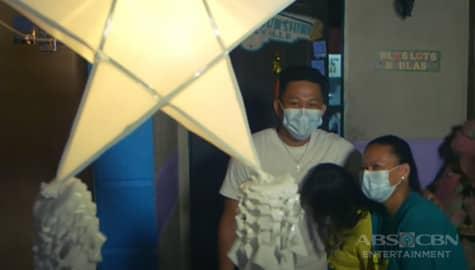 Iba 'Yan Team, nagsabit ng mga libreng parol sa mga bahay sa Sunshine Ville bilang simbolo ng pag-asa ngayong Pasko Image Thumbnail