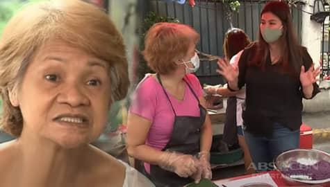 20 years na putobumbong vendor na si Milagros, nangangamba na mawala ang tradisyon ng mga Pilipino tuwing Pasko ngayong pandemya | Iba 'Yan Image Thumbnail