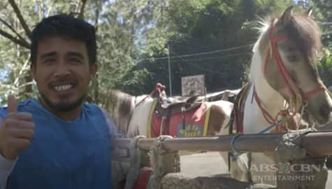 Iba 'Yan: Pony boys sa Baguio, nakahanap ng ibang diskarte matapos mawalan ng kabuhayan nang magsimula ang lockdown Image Thumbnail