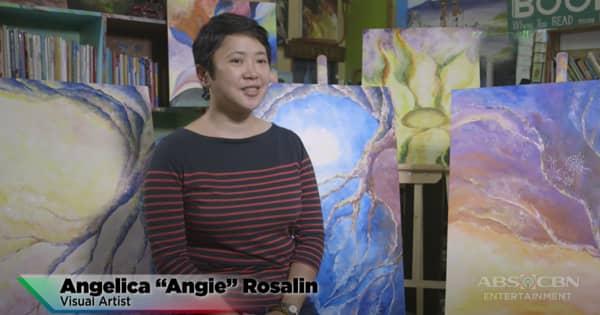 Iba 'Yan: Angie, iniwan ang kanyang stable job noon para tuparin ang pangarap sa pagpipinta