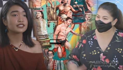 Iba 'Yan: Vena, ibinahagi ang kanyang sining sa Baguio sa pamamagitan ng kanyang murals Image Thumbnail
