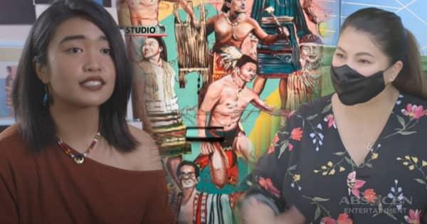 Iba 'Yan: Vena, ibinahagi ang kanyang sining sa Baguio sa pamamagitan ng kanyang murals