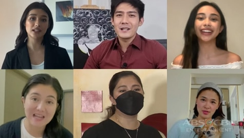 Iba 'Yan: Kapamilya celebrities give thanks to healthcare workers Image Thumbnail