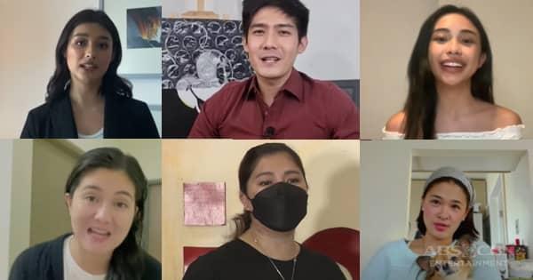 Iba 'Yan: Kapamilya celebrities give thanks to healthcare workers