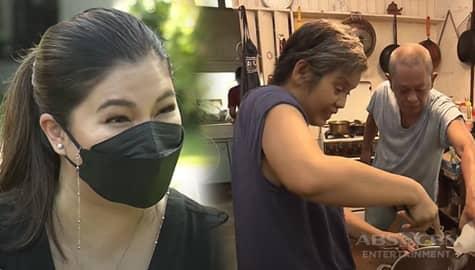 Iba 'Yan: Angel Locsin, namangha sa pagtulong ng Art Relief Mobile Kitchen para sa mga nangangailangan Image Thumbnail