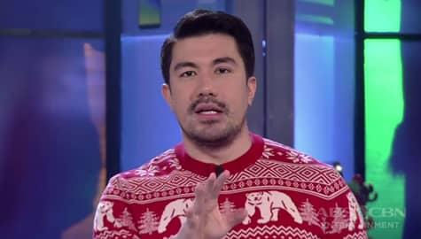 I Can See Your Voice: Luis, ikinuwento kung paano siya nagdiriwang ng pasko kasama ang pamilya Image Thumbnail