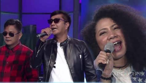 I Can See Your Voice: Smugglaz at Bassilyo, naka-duet si Bazar Talo Image Thumbnail