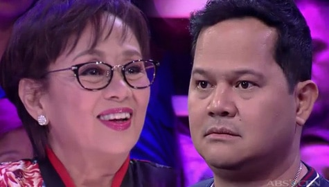 I Can See Your Voice: Bayani, may knock-knock joke para kay Vilma Santos
