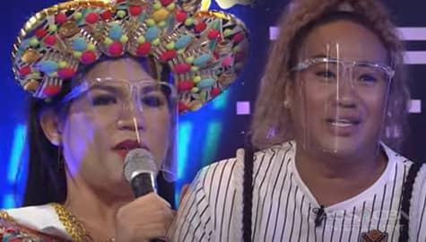 Neggie, may mensahe para sa mga kapwa niya komedyante | I Can See Your Voice Image Thumbnail