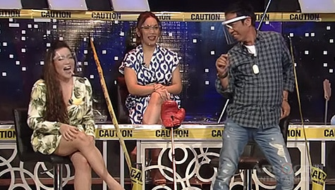 Long, sinayawan ng sexy dance si Angeline | I Can See Your Voice Image Thumbnail