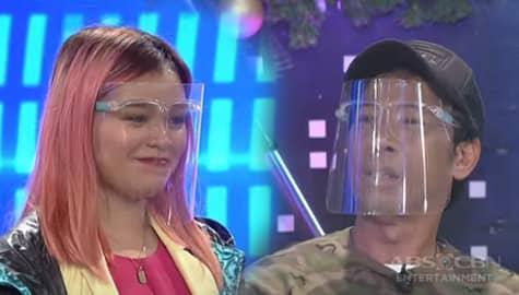 Long, nagbigay ng kaunting tulong kay Princess Vejerano | I Can See Your Voice Image Thumbnail
