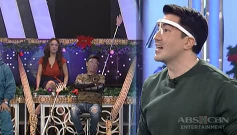 Luis, inamin na hindi pa siya nakakakita ng snow fall | I Can See Your Voice  Image Thumbnail