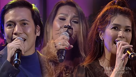 Chelsea Castro, naka-duet sina Jeffrey at Geneva | I Can See Your Voice Image Thumbnail