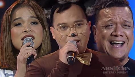 Mitoy at Klarisse, masayang naka-duet si Sana Dalawa Ang Pusa Ko | I Can See Your Voice Image Thumbnail