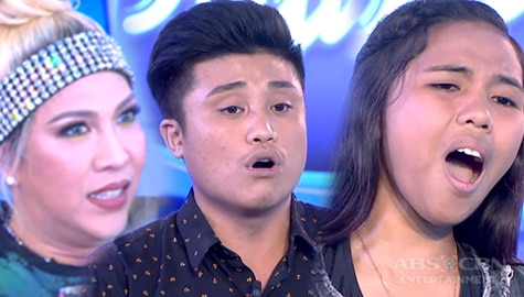 WATCH: Janluis and Jenny Dimayuga surprise Judges with their performance | Idol Philippines 2019 Auditions Image Thumbnail