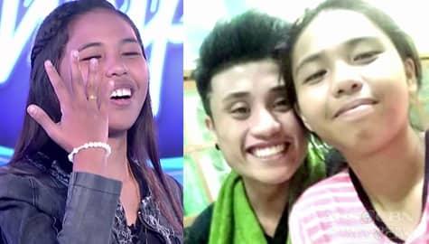 Idol Philippines 2019 Auditions: Jenny, ikinuwento ang love story nila ni Janluis Image Thumbnail