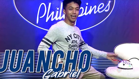 Exclusive: Juancho Gabriel takes on the Idol Truth or Shookt challenge  Image Thumbnail
