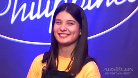 """Exclusive: Angie Kristine reflects on  her """"Idol Philippines"""" audition  Image Thumbnail"""