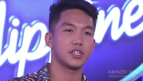 Idol Philippines 2019 Auditions: Angelo, ikinuwento ang pangungulila sa kanyang Ama Image Thumbnail