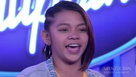 WATCH: Mau Marcelo's daughter Trish auditions for Idol Philippines Image Thumbnail