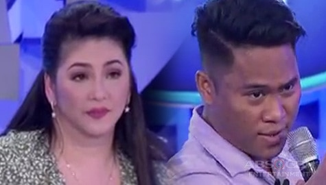 """WATCH: Rico Albores charms Judges with his """"Mahal na Mahal"""" performance 