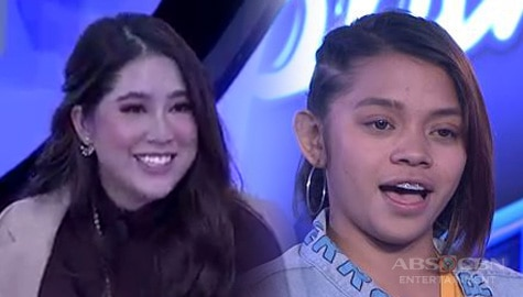 """WATCH: Trish Bonilla excites Judges with her cover of Gloc-9's """"Sirena"""" 