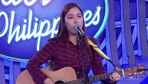 Idol Philippines 2019 Auditions: Alekzandra, ipinarinig ang kanyang kanta sa mga Judges Image Thumbnail