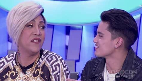 Idol Philippines 2019 Auditions: James, may napansin sa ngiti ni Vice Image Thumbnail