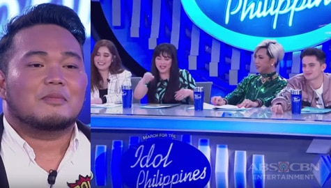 Idol Philippines 2019 Auditions: Judges, bumilib sa galing ng performance ni Kevin Image Thumbnail