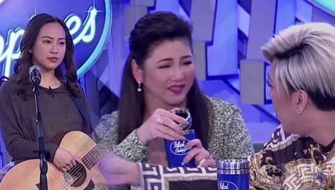 Idol Philippines 2019 Auditions: Judges, nagtalo matapos ang performance ni Leann Image Thumbnail