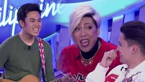 Idol Philippines 2019 Auditions: Idol Judges, sinubok ang talento sa musika ni Jasper Image Thumbnail