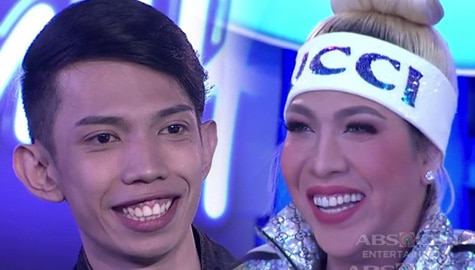 Idol Philippines 2019 Auditions: Vice, pinatulan ang mga pick up lines ni Thom Image Thumbnail