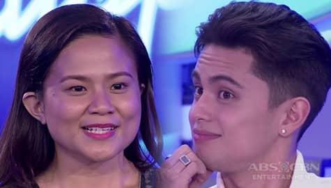 Idol Philippines 2019 Auditions: Samantha, inialay ang kanyang audition kay James Image Thumbnail