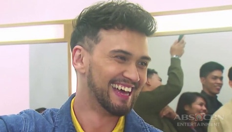Idol Philippines 2019 Auditions: Billy Crawford gets surprise birthday party Image Thumbnail